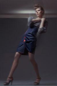 Designerska spódnica