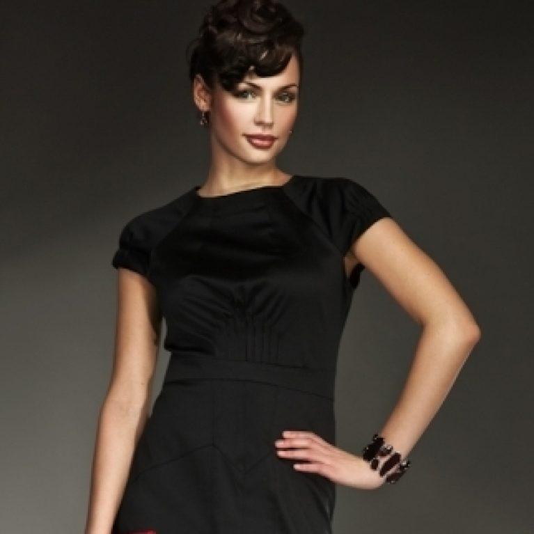 elegancka sukienka ico