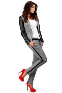 spodnie dres