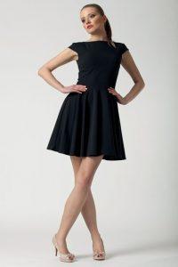 lilly czarna sukienka