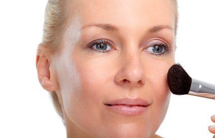makijaż kobiety dojrzałej