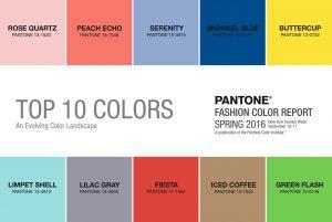 kolory 2016 pantone