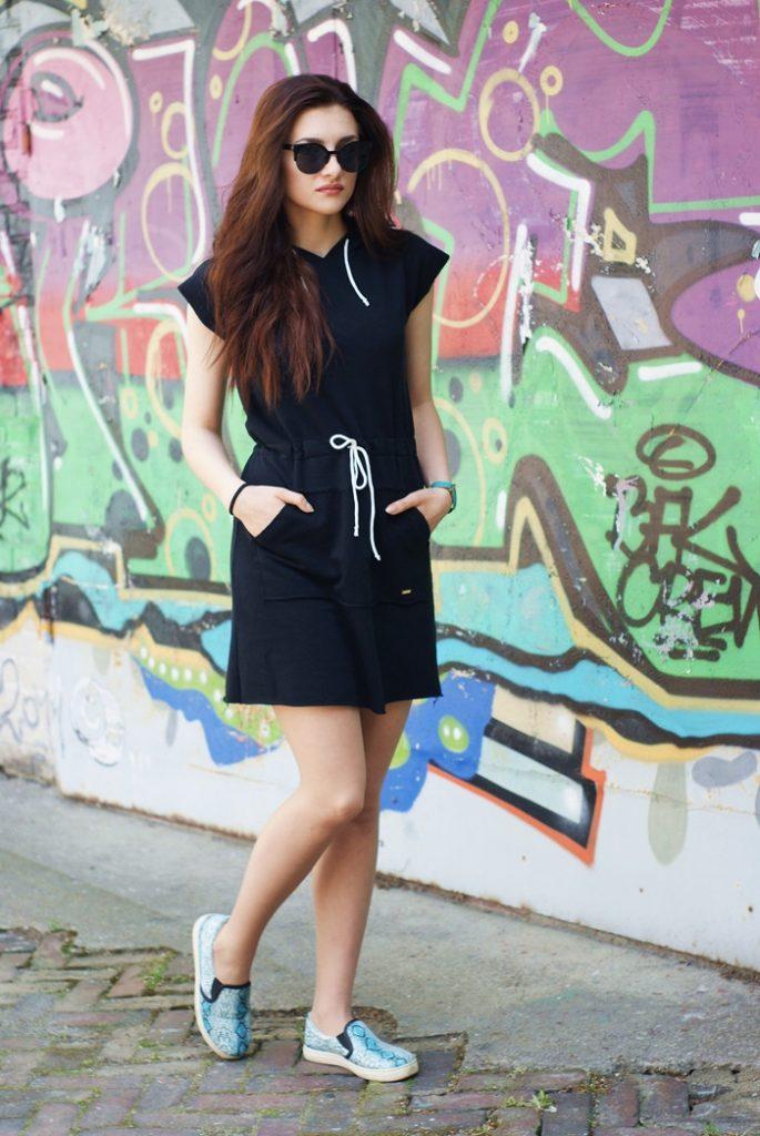 czarna sportowa sukienka3