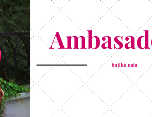 Ambasadorki marki naia