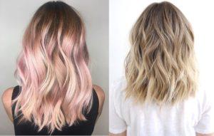 fryzura na lato